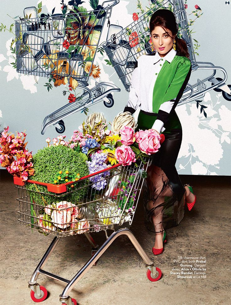 Kareena Vogue Dirk bader Photography