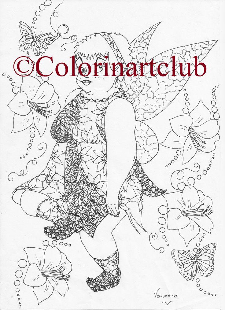 Ten unique fat lady designs R55/ $5 at https://colorinart.club