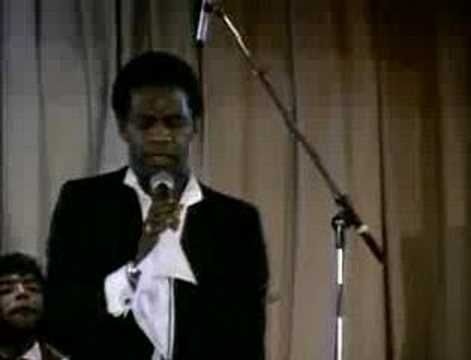 Happy Birthday to the Reverend  April 13, 1946  Al Green singing People Get Ready