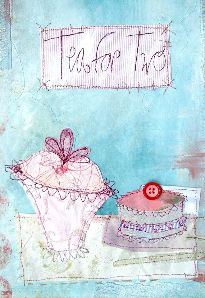 Tea for Two, Priscilla Jones