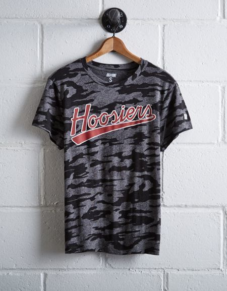 Tailgate Women's Camo Indiana T-Shirt