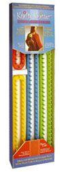 Easy Knitter set met 4 looms lang en breihaak (op=op) - InternetWinkel Hobbydoos.nl