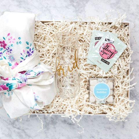 Bride to Be Gift Box - Best engagement gift ever!