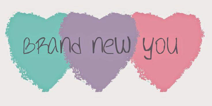 Brand new me !
