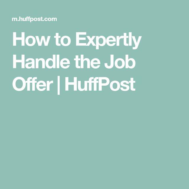Best 25+ Job offer ideas on Pinterest Job offers, Florida - job offer