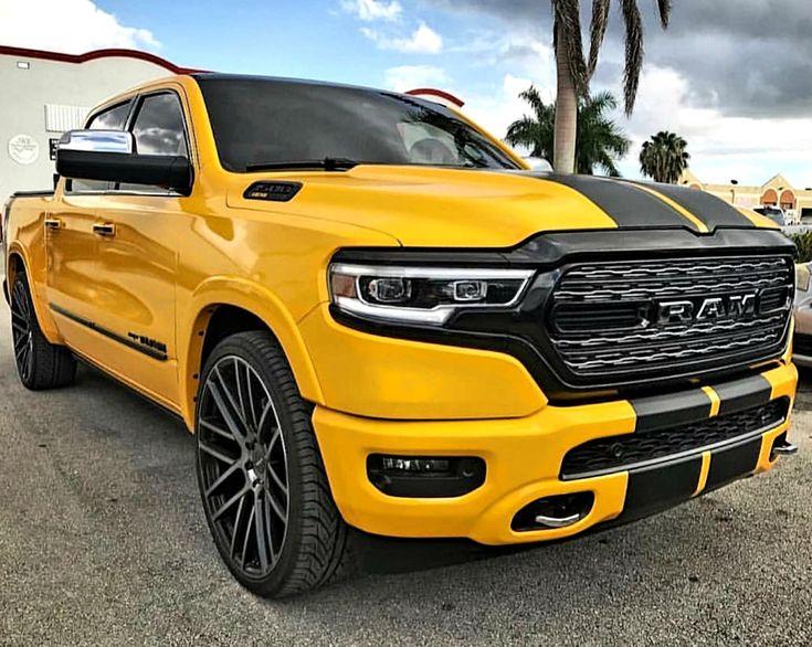 Custom 2019 Dodge RAM Limited 1500 | Dodge ram, Ram trucks ...