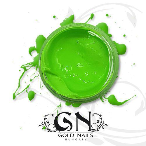 Gyönyörű élénk zöld színű magas pigmentáltságú akril festék!  http://goldnails.eu/termek/luxury-acrylic-paint-10/