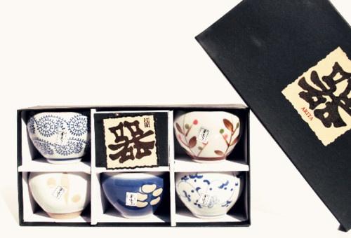 Elegant Japanse style ceramics