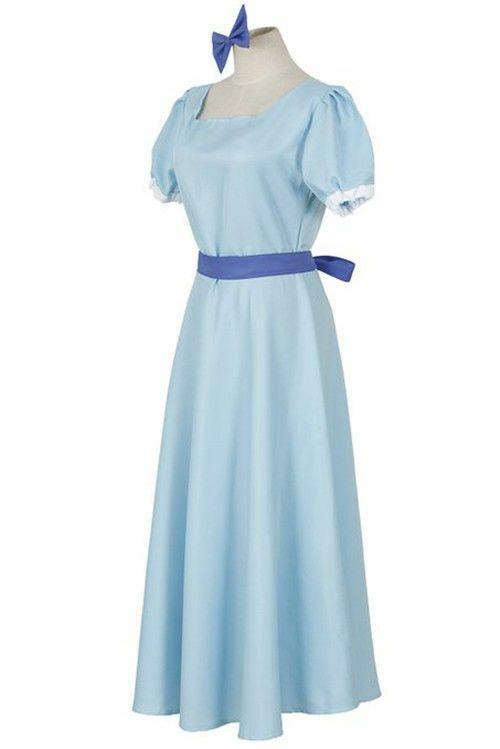 e0ad0e685c713 Hot ! Film Peter pan wendy Rachael Cosplay costume party dress Women ...