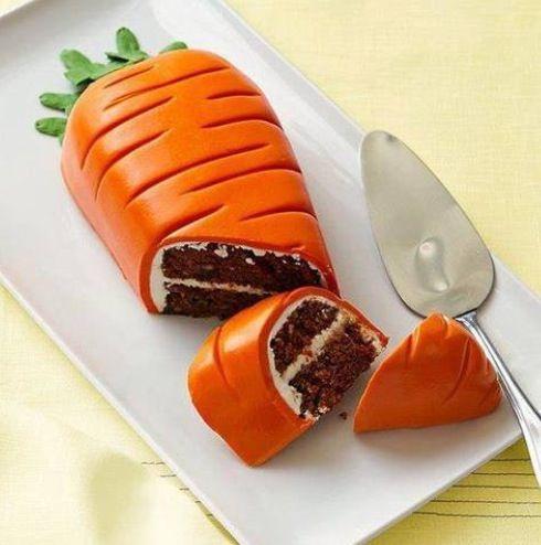 Spring Equinox:  #Carrot #Cake for the #Spring #Equinox.