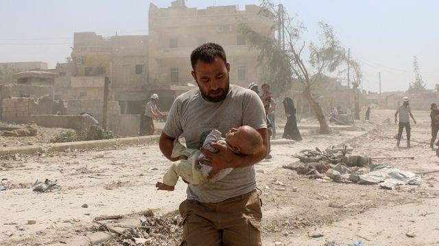 Vingt civils tués dans des bombardements turcs