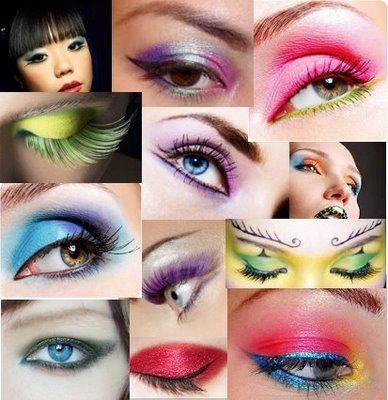 Own Unique Makeup Design