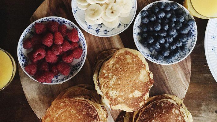 Pannekaker eg har drømt om om natta, og no kan eg laga dei sjølv!