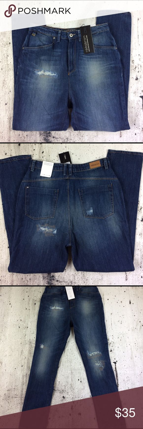 "Nikita the Amici boyfriend skinny jeans Nikita the Amici boyfriend skinny jeans 100% cotton inseam 34""rise 12"" Nikita Jeans Boyfriend"