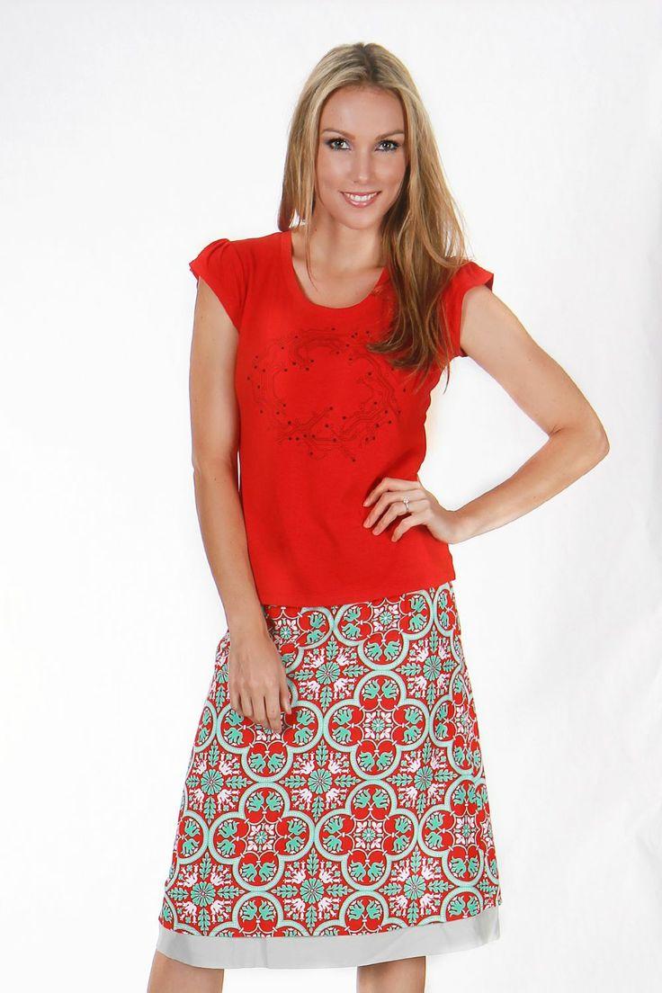 Dreamin Reversible Skirt