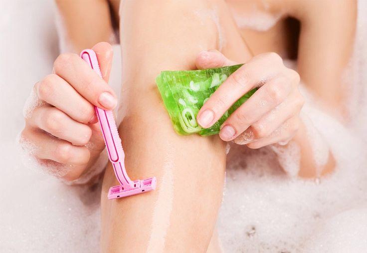 Evita que te salgan esos molestos granitos rojos en las piernas después de depilarte con los siguientes consejos.
