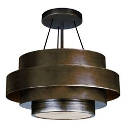 SA118 Series Flush Mount Ceiling Hung, Oil Rubbed Bronze
