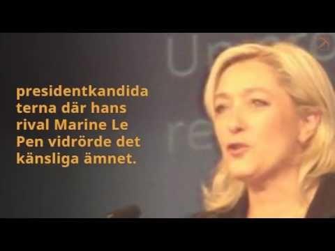 Frankrikes Nye President Marine Le Pen?