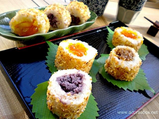 How To Make Rice Cake Filipino Style