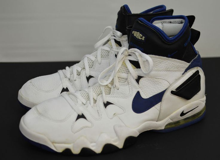 Rare Mens Nike Anti Inversion Sz 19 Force Air 2 Strong Basketball Shoes  Sneakers #Nike