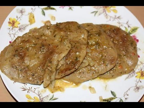 ¿Cómo preparar seitan?: Carne vegetariana