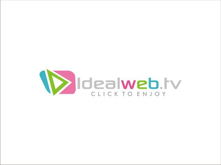 A new logo design for a professional and international web tv by w@sim @li