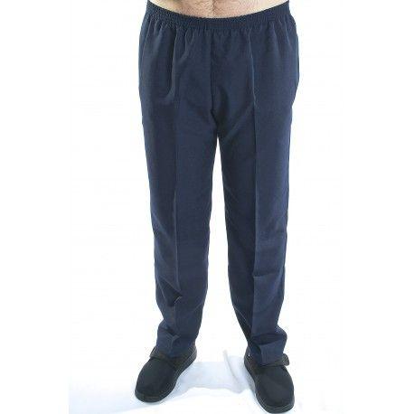 Pantalon, taille élastiquée, 1er prix