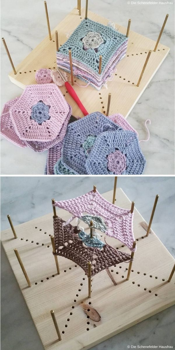 What Is Crochet Blocking Article On Crochetpedia In 2020 Crochet Blocks Crochet Symbols Crochet Stitches Video