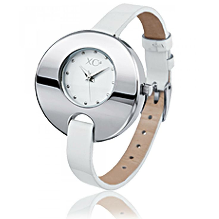 Ladies stainless steel KANGHAI white watches - Xc38
