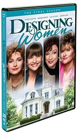 Dixie Carter & Annie Potts - Designing Women: The Final Season