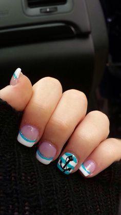 Acylic nails :)
