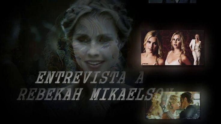 TVD para Amino, Entrevista a Rebekah Mikaelson...
