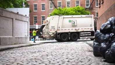 Private Garbage Collections a Deadly Business for Employees and Pedestrians - News | Planetizen