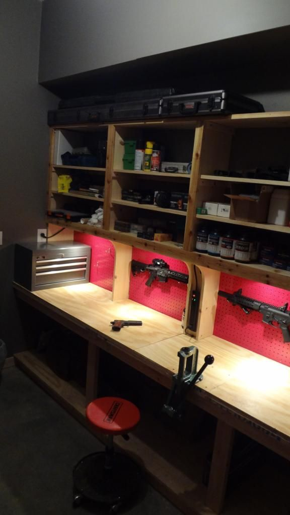 Official Reloading Bench Picture Thread   Now With 100% More Pictures!    Page 66   AR15.COM | Reloading | Pinterest | Reloading Bench, Reloading  Room And ...