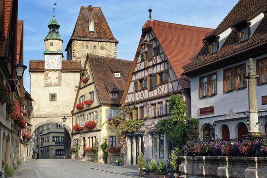Romantik Hotel Markusturm (Rothenburg, Germany) - Hotel Reviews - TripAdvisor