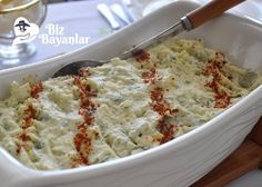 Yoğurtlu Ezme Patates Salatası Bizbayanlar.com #Dereotu, #Maydanoz, #Nane, #Patates, #PulBiber, #Sarımsak, #TazeSoğan, #Tuz, #Zeytinyağ,#MezeTarifleri, #SalataTarifleri http://bizbayanlar.com/yemek-tarifleri/salata-meze-kanepe/salata-tarifleri/yogurtlu-ezme-patates-salatasi/