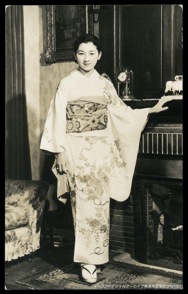 Crown Princess Michiko 1959