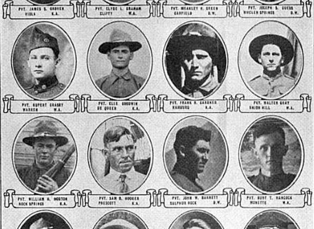 10 Free Sites for Researching U.S. Military who Died in Service: Soldiers of the Great War (World War One)