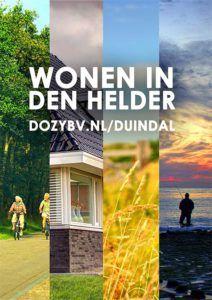Verkoop brochure Duindal