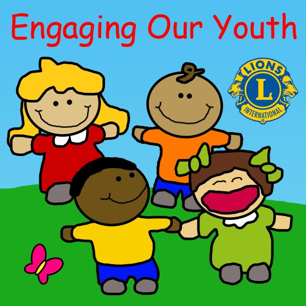 Engaging Our Youth. More information: http://lion.ly/QUijD