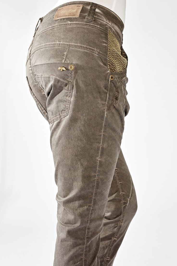 MOS MOSH // Linton Oil Pant