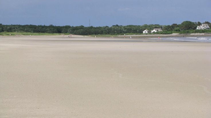 So much beach, so few people! http://www.visitmaine.net/page/165/kennebunk-maine