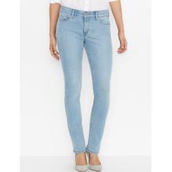 MI-243755-DENM01-B%3F%24zm%24 Best Deal Levi's 525 Perfect Waist Hazy Sky Wash Straight Leg Jeans  Light Wash  12  Levi's