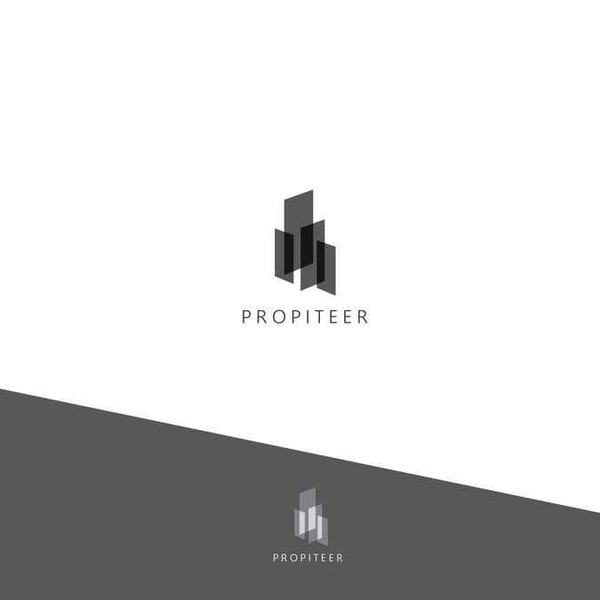 Property investment company needs logo for www.propiteer.com by Peamapple