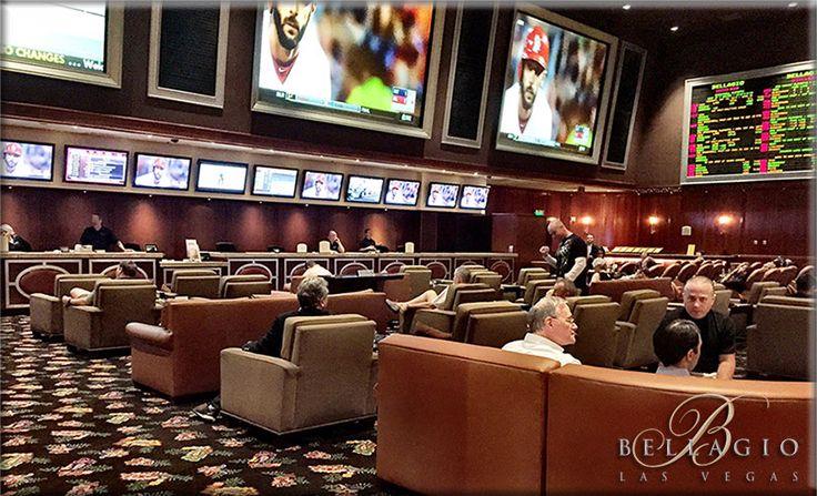 The 5 Best Sportsbooks in Las Vegas to Watch Games