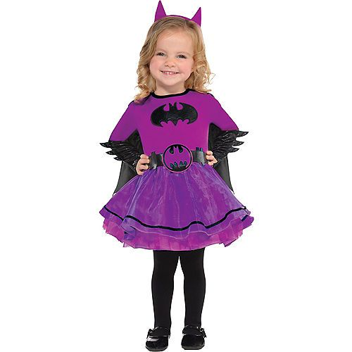 2e468caf25f Bat girl   Baby and Kids costumes   Batgirl costume, Toddler ...
