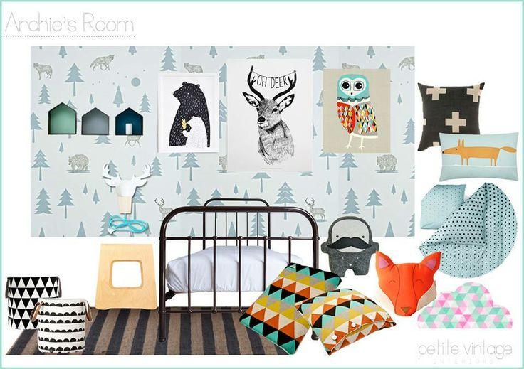 incy interiors oscar bed