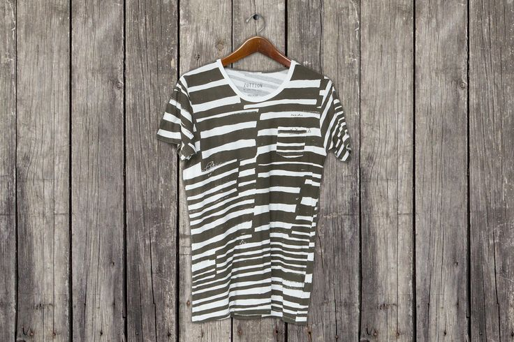 Ultra thin pigment print which has been light washed for a vintage look and feel. Light weight, pre-shrunk and bio washed. Premium cotton.