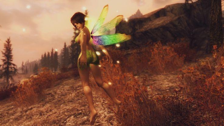 요정 An Pinterest Fairy