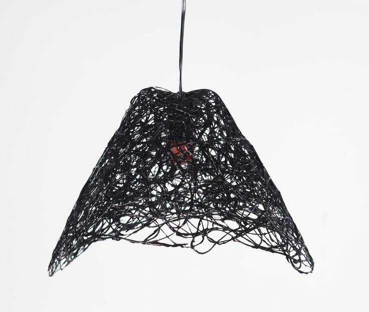 hanging lamp #carbon fiber (2012) By sassada design products - carbonfaser armlehnstuhl design luno